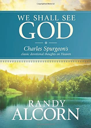 book cover of We Shall See God