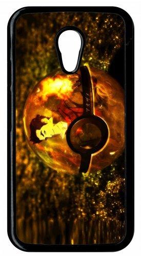 Carcasa Motorola Moto G2 2EME Generation Pokeball Gold ...