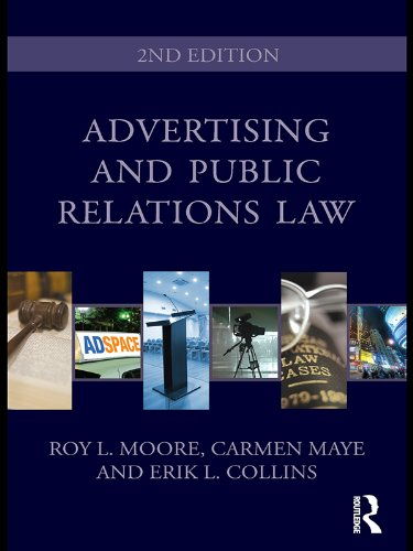 Download Advertising and Public Relations Law (Routledge Communication Series) Pdf
