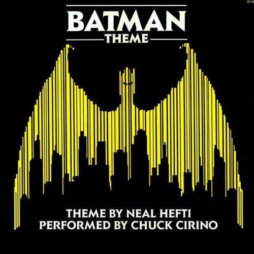 Batman Theme 1966 Tv Series By Arr Chuck Cirino Neal