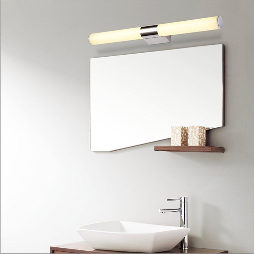 MCTECH/® 24W LED Spiegelleuchte bad Wandleuchte Badlampe Schranklampe Spiegelschrank Spiegellampe Bilderleuchte 24W Kaltwei/ß