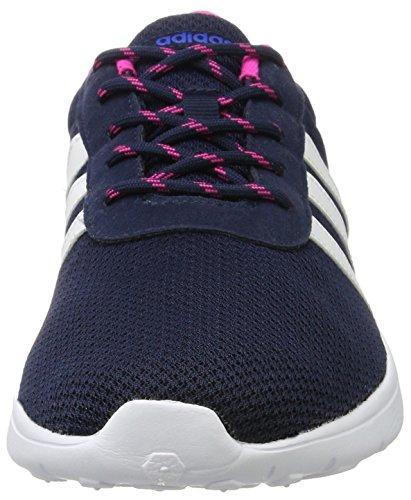 Basso Donna Adidas azul W maruni Collo Sneaker Lite Racer ftwbla A Blu xqpFwfYq
