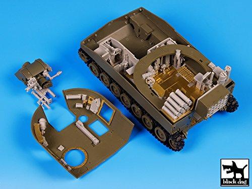 2019年最新入荷 ブラックドッグ T35101 1 A2/35 アメリカ M アメリカ 109 A2 インテリア T35101 アクセサリーセット(AFVクラブ) B079WK144Q, テレビショッピング通販王国:bc1cb425 --- asindiaenterprises.com