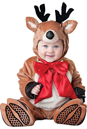 Toddler Milk Maid Costume (Santa Reindeer Rascal Infant/Toddler Halloween Costume)
