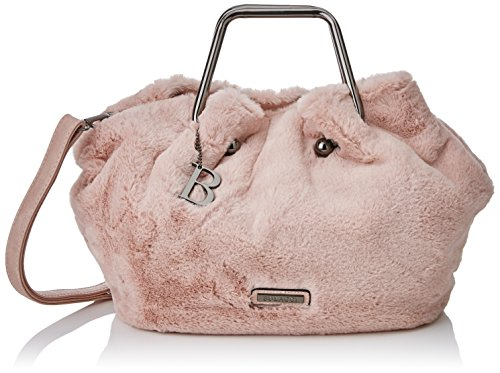 Bulaggi Oroco Handbag - cartera Mujer Rosa (Alt Rosa)