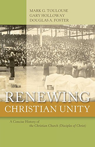 - Renewing Christian Unity: A Concise History of the Christian Church