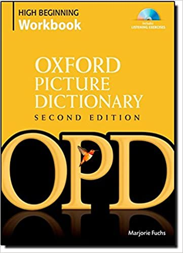 Canadian Edition The Oxford Picture Dictionary Intermediate Workbook