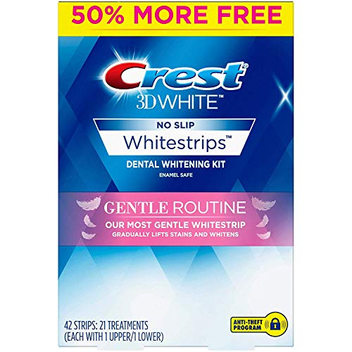 3D White Professional Effects Whitestrips Teeth Whitening Strips Kit - Value Pack (Best Cheap Teeth Whitening Strips)