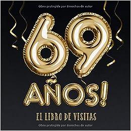 69 años - El libro de visitas: Decoración para el 69 ...