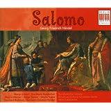 Georg Friedrich Händel: Solomon (Salomo) (Oratorium) (Gesamtaufnahme) (3CD)