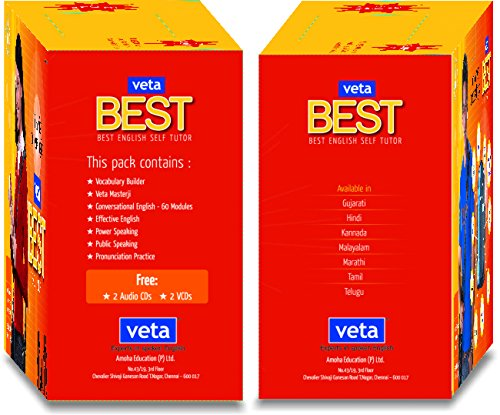 Buy veta BEST - Best English Self Tutor / Home Study Kit