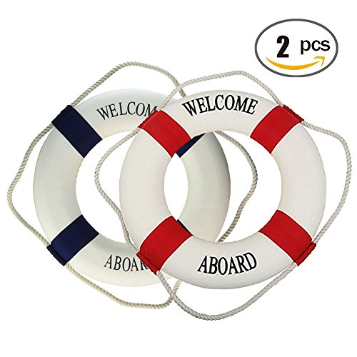 Welcome Cloth Decorative Nautical Mediterranean product image