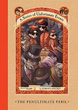 The Penultimate Peril 0064410153 Book Cover