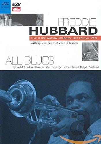 DVD : Freddie Hubbard - All Blues (NTSC Format)