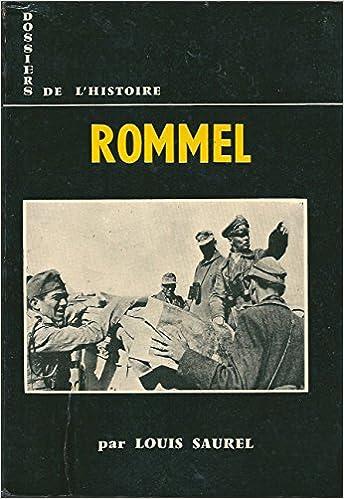 Telechargements De Livre Gratuits Rommel Preface D Alain