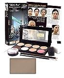 Mehron Mini-Pro Student Makeup Kit Fair Complexion KMP-F