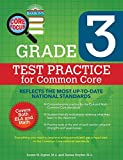 img - for Barron's Core Focus Grade 3: Test Practice for Common Core book / textbook / text book