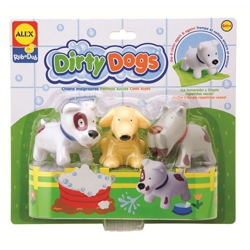 Serra Baby Alex Dirty Dogs (Alex Dog Carrier)