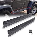 7BLACKSMITHS Side Body Armor Rocker Panel Diamond