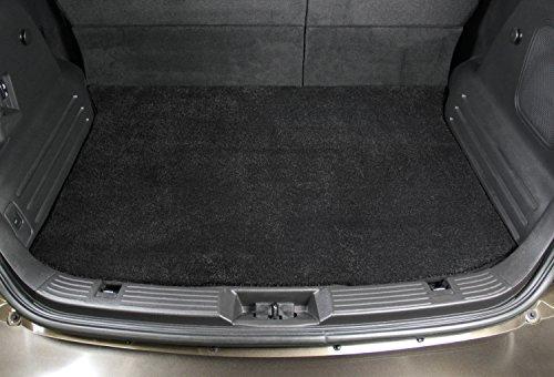 Luxe Trunk (Lloyd Mats Luxe Black Rear Trunk Mat for 12-16 Tesla Model S)