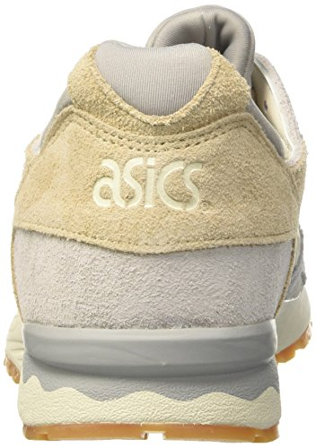Asics Gel Hommes Lyte V Chaussures De Course, Glacier Grigio / Gris Crème (glacier Gris Crème 9600)