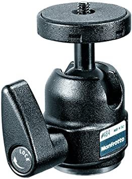 Manfrotto 494 Ball Head Replaces Manfrotto 484