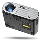 1280 800 Android Projector 3200 Lumen projection 200inch screen Projector Built-in Bluetooth WIFI Beamer Proyector Support KO-DI AC-3 LED TV KTV Video game projector