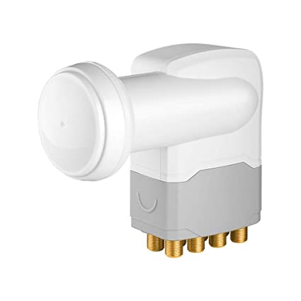 Amazon.com: MicroConnect SAT universal OCTO LNB: Home Audio ...
