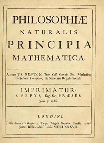 Mathematica isaac pdf principia newton