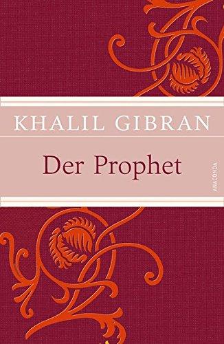 Der Prophet (IRIS-Leinen mit Banderole)