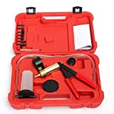 VORCOOL Manual Handheld Vacuum Pump Brake Bleeder Repair Tester Kit for Car Motorcycle
