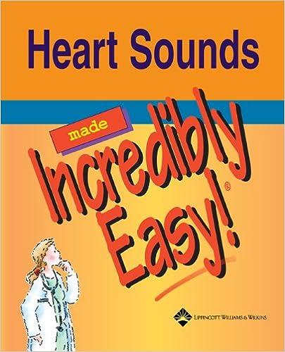 Heart Sounds Made Easy Pdf
