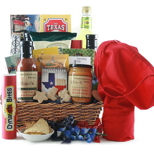 All Fired Up - Grilling Gift Basket