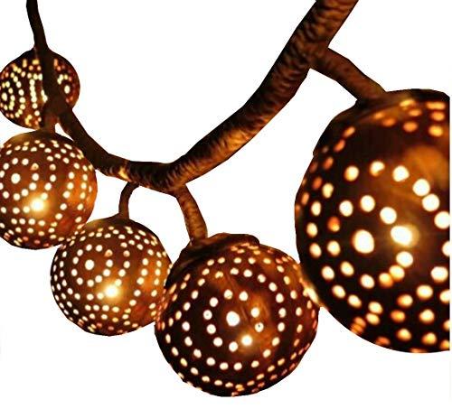 Coconut Patio Lights