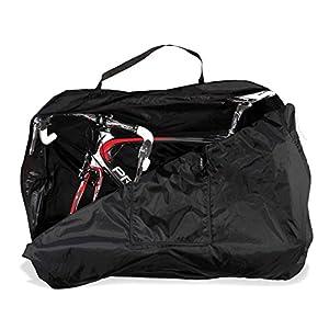SCICON Smart Pocket Design Pocket Bike Bag, Black