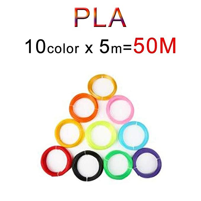 MDYHHX Pantalla LED 3D Pluma DIY 3D Impresora de la Pluma 100m ...