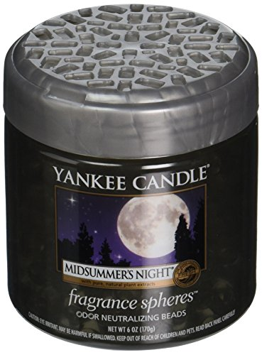 Yankee candle company midsummer 39 s night fragrance spheres for Aroma candle and scent company