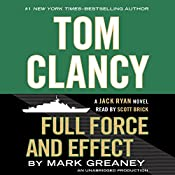 Full Force and Effect: A Jack Ryan Novel | Mark Greaney