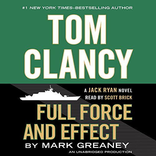 Full Force and Effect: A Jack Ryan Novel Audiobook [Free Download by Trial] thumbnail