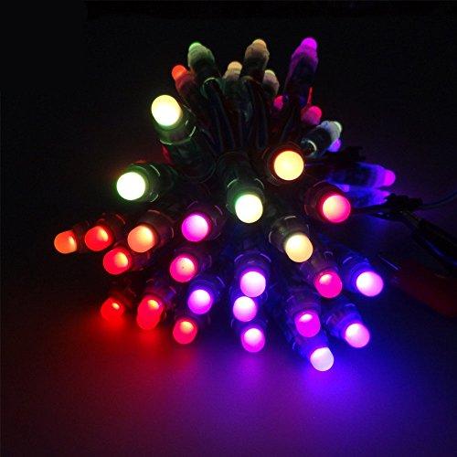 Shorten A String Of Led Christmas Lights