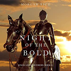 Night of the Bold Audiobook