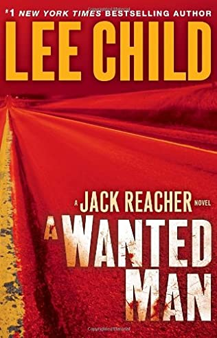 book cover of A Wanted Man