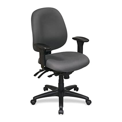 amazon com lorell high performance task chair 27 1 4 by 25 1 4 by