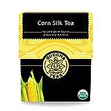 non gmo corn kernels - Organic Cornsilk Tea - Kosher, Caffeine-Free, GMO-Free - 18 Bleach-Free Tea Bags