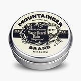 Magic Beard Balm by Mountaineer Brand: All Natural Beard Conditioning Balm (Original)