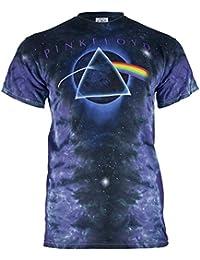Pyramid Purple V-Dye T-Shirt