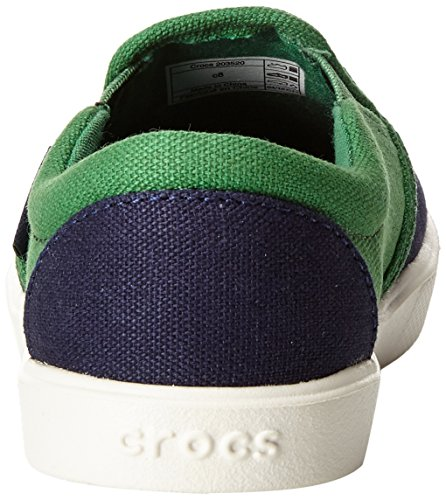 navy Crocs Unisex Green Bambini Mocassini Blu kelly Citilnslpsnkrk nrEqrwX