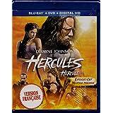 Hercule - Hercules (English/French) 1996 (Widescreen) Comprend la Version Cinéma et L'édition du Montage Prolongé - Extended Cut (2 Disques) Régie au Québec [Blu-Ray + DVD + Digital HD] Cover Bilingue