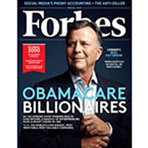Forbes, April 23, 2012 Periodical