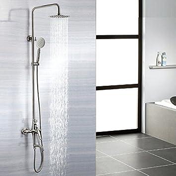 KaO0YaN-Shower Acero Inoxidable Juego De Ducha Grifo Caliente Y ...
